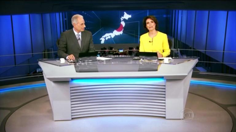 ブラジル最大手ニュース番組